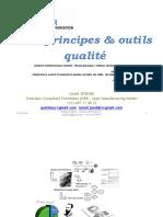 Support de formation outils et principes qualité