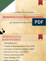 Demonologia Martinezista