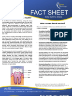 Dental Fact Sheet SDA June 2010(1)-1