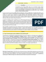 10. Estudo Dirigido - Anestésicos
