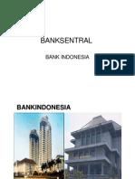 BANK SENTRAL (BI)