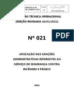 nova ITO 21