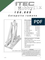 catapulta romana