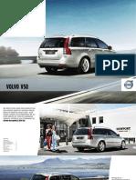 VolvoV50 Brochure