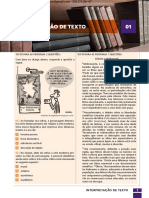 01 - INTERPRETAÇÃO DE TEXTO