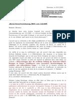 Anfrage Wegen Berner Grenzvertraegen Zu Buesingen Verbleib Der Vertrage Zusammenstellung AV
