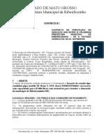 Contrato Antonio Carrijo Locação de Caminhão