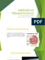 Emergencias Traumatologicas. Lunes 15 Oct