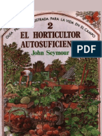 El Horticultor Autosuficiente. Seymour, John