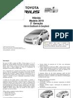 Guia de Atendimento de Emergência - Toyota Prius