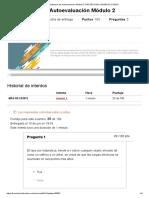 Cuestionario de Autoevaluación Módulo 2_ PROTECCION CONTRA EL FUEGO