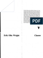 Wright 1985 - Classes