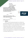 Arista v Limewire (Order) (Doc. 602)