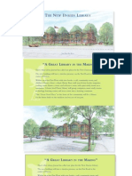 Plans for the New Darien Library