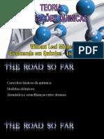 3 Química Nivelamento Aula 3 - Teoria das Ligações Químicas