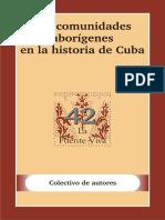 Alonso et al. 2012 Las comunidades aborígenes de Cuba