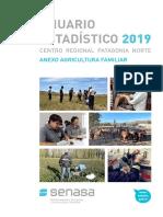 Anuario Patagonia Norte- Anexo Agricultura Familiar