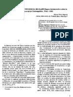 Protesta Social y Conciencia de Clase Ensayo Interpretativo Sobre Historia Social de Centroamerica 1945-1983