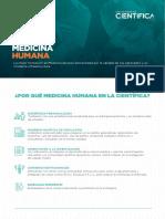 Medicina Humana - Cartilla Vf
