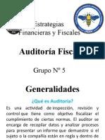 Auditoria Fiscal Trabajo del lic.