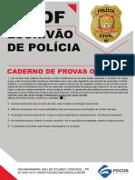 763 - ESCRIVÃO DE POLÍCIA - PC-DF - PÓS-EDITAL - 07