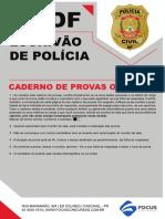 837 - Escrivão de Polícia _ Pc_df _ Pós-edital - 10