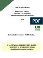Modulo II Administración de Proyectos