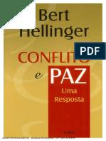 Conflito e Paz - Bert Hellinger