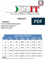 CURSO DE ITALIANO 1-2