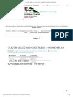 OLIVER VELEZ NOVO ESTUDO - MOMENTUM VENHA APRENDER