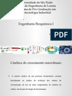 Cinetica Do Crescimento Microbiano