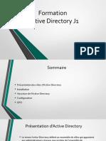 Active Directory J1