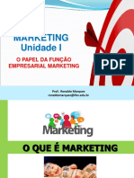 Unid I A função empresarial do Marketing rev 17 05 21