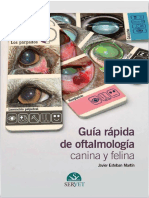 Guia Rapida de Oftalmologia Canina y Felina