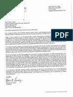 June 30 2021 Grand Forks Countrywide Sanitation Letter