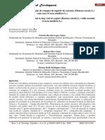 Análise Sensorial e Intenção de Compra de Iogurte de Cenoura (Daucus Carota L.) Com Coco (Cocos Nucifera L.)