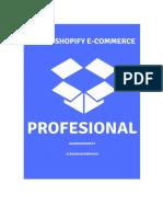 CURSO E-COMMERCE SHOPIFY PROFESIONAL