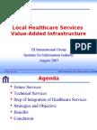 Local Healthcare Services 08222007