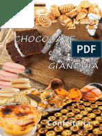 Bolo de Chocolate e Gianduia - Passo a Passo