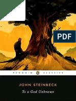 John Steinbeck - Ao Deus Desconhecido CAP. 5