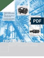 control motores con freno magnetico