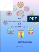 AsMandalasMagicasCamAzul.pdf · Versão 1