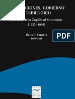 INSTITUCIONES, GOBIERNO y TERRITORIO, Darío G. Barriera (dir)