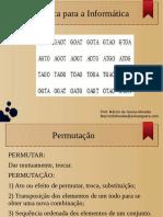 MpI - Aula 04 aula de programação