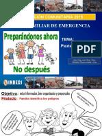 EXPOSICIÓN 09ABR15  PAUTAS DE ACTUACIÓN