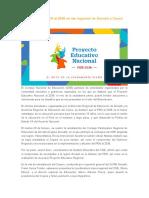 CNE Difunde El PEN Al 2036 en Las Regiones de Áncash y Cusco