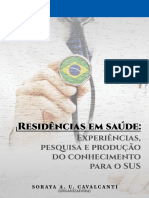 A Residencia Multiprofissional Oncológica