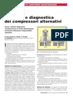 controllo e diagnostica dei compressori alternativi