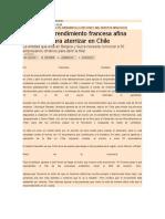 Red de emprendimiento francesa afina contactos para aterrizar en Chile