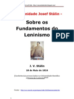 Fundamentos Do Leninismo